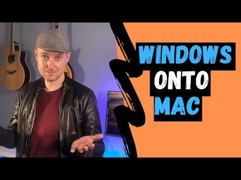 How to Install Windows 10 onto Mac using VMware Fusion | VIDEO TUTORIAL