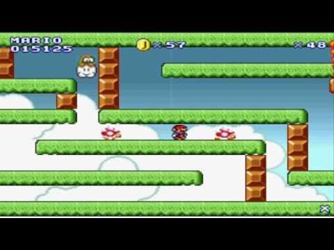 Super Mario Flash: The Search for Luigi Part 1