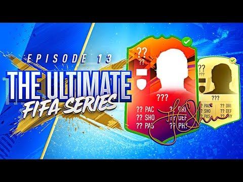 THE BEST SQUAD BUILDER SHOWDOWN SIGNINGS!!! THE ULTIMATE FIFA SERIES!!! Episode 13