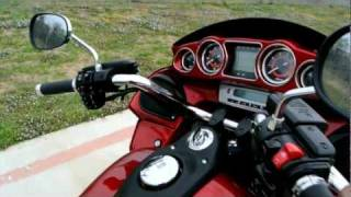 1. Mainland Overview and Review: 2011 Kawasaki Vulcan 1700 Vaquero Bagger
