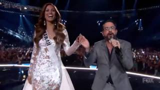 Backstreet Boys' Miss USA 2016 Performance Video