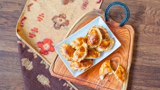 Cómo hacer empanadas de carne: