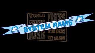 RECYKLACE ABRAZIVA - RAMS V3 NEW MODEL 2018
