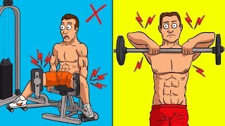 Video 10 Exercises All Men Should AVOID! MP3, 3GP, MP4, WEBM, AVI, FLV Februari 2019