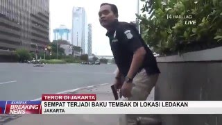 Video polisi baku tembak dengan pelaku bom sarinah MP3, 3GP, MP4, WEBM, AVI, FLV Januari 2019
