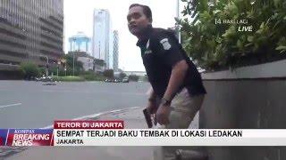 Video polisi baku tembak dengan pelaku bom sarinah MP3, 3GP, MP4, WEBM, AVI, FLV Maret 2019