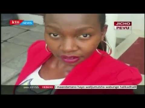 Jicho Pevu: Cheryl Kitonga explains her movements with the Late Jacob Juma before his murder