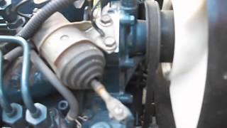 8. Kubota diesel Before/After