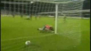 Faustino Asprillas Hattrick gegen den FC Barcelona
