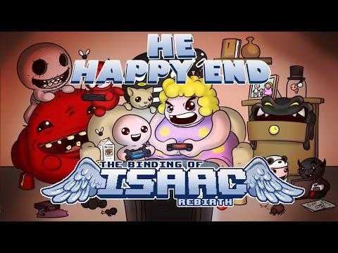 Binding of Isaac - Binding of isaac rebirth - �� ''Happy End''