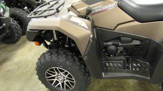 10. Romney Cycles 2019 Suzuki KingQuad 750AXi Power Steering SE Plus For Sale