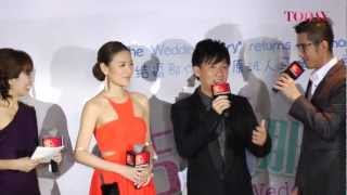 Nonton The Wedding Diary II Red Carpet, December 5, 2012 Film Subtitle Indonesia Streaming Movie Download