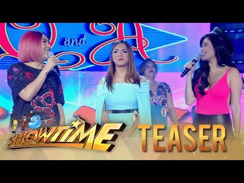 It's Showtime March 9, 2018 Teaser