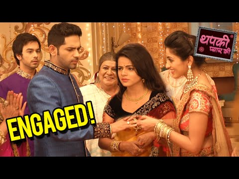 It's Done : Dhruv Engaged With Shraddha | Thapki P