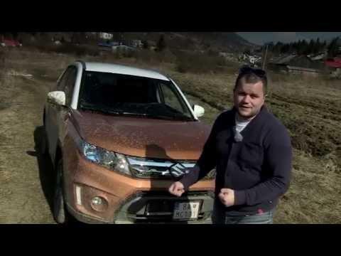Dobre sa cíti na ceste aj v teréne: Suzuki Vitara 1.6 VVT Allgrip - TEST