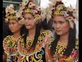 foto Kisah di Balik Cantiknya Gadis Dayak Kalimantan Borwap