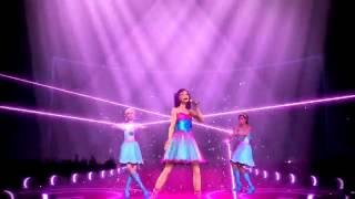 "2012 ° ♫ [HQ] BARBIE™: THE PRINCESS & THE POPSTAR "" Here I Am "" MusicVideo"