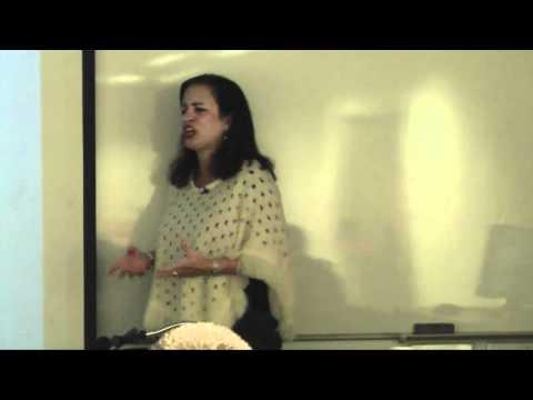 Professor  'Daphne Efrat: Fromme muslimische Heilige Land