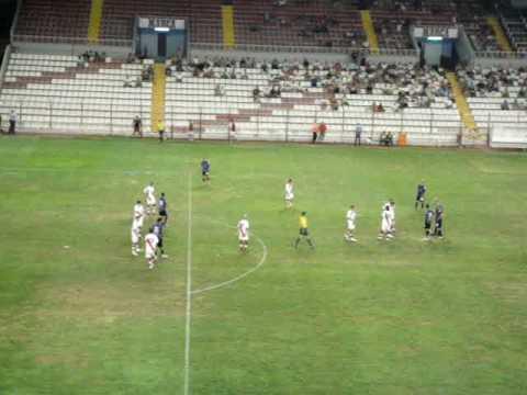 Gol de Borja al Rayo Vallecano
