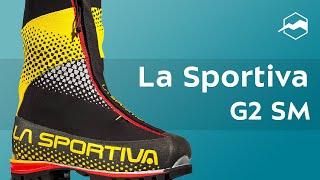 Высотные двойные ботинки с системой Boa La Sportiva G2 sm_big size