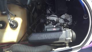 10. Yamaha Waverunner engine running