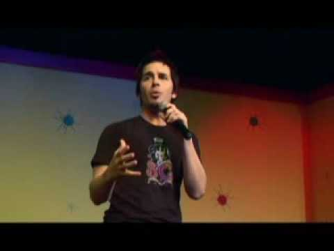 Hal Sparks does stand-up comedy Pt. 1