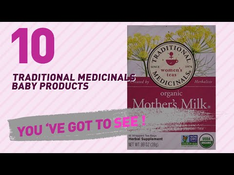 Traditional Medicinals Baby Products Video Collection // New & Popular 2017