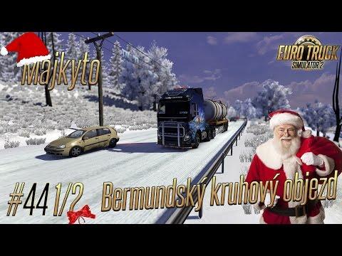 euro - Čtyřicátý-čtvrtý díl Let's playů ze hry Euro Truck Simulator 2. Zimní mód z videa ke stažení zde: http://funonthesite.blog.cz/rubrika/ets2-mody-pocasi ---------------------------------...