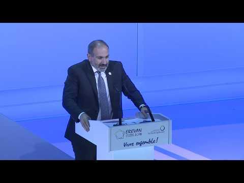 Президент Республики Молдова принимает участие в 17-м саммите Международной организации Франкофонии