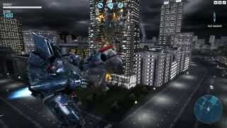 Video PACIFIC RIM [GAME] Jaeger Combat Simulator - Mission 2 MP3, 3GP, MP4, WEBM, AVI, FLV Juli 2018