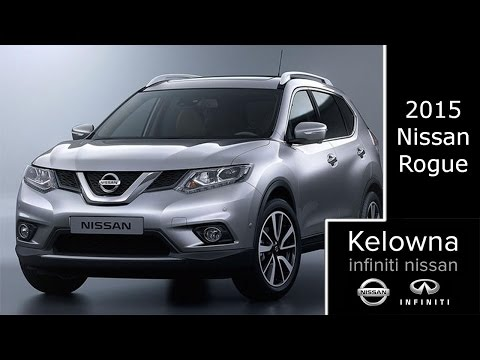 2015 nissan rogue sv all wheel drive with family tech package used cars trucks penticton. Black Bedroom Furniture Sets. Home Design Ideas