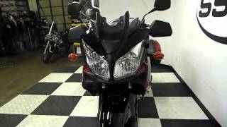 3. 2006 Suzuki DL1000 Vstrom Red - used motorcycle for sale - Eden Prairie, MN
