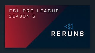 For more information, visit http://pro.eslgaming.com/csgo/proleague/ Follow us on Twitter and Facebook for updates!