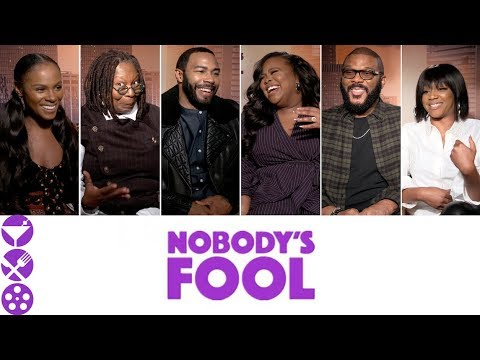 Nobodys Fool (2018) Interview with Tiffany Haddish, Tyler Perry & Cast