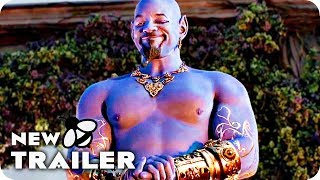 ALADDIN Trailer 3 (2019) Live Action Disney Movie by New Trailers Buzz