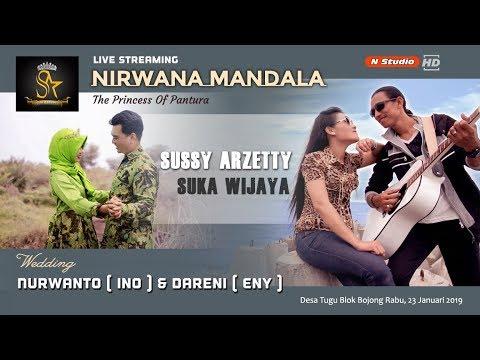 Download Video LIVE NIRWANA MANDALA (SUSY ARZETTY) || RESEPSI PERNIKAHAN INO & ENI || MALAM