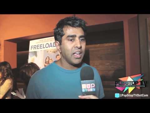 Jay Chandrasekhar Freeloader Screening Inteview