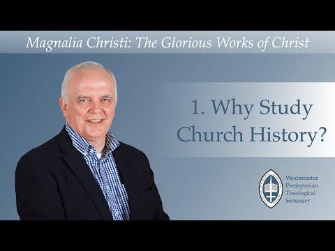 Episode 1: Why Study Church History? With Rev. Dr Ian Hamilton