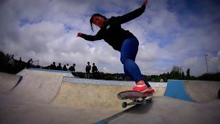 2017-05-13 Ben & Wings - Lewes, Cuckfield & Balnore skatepark