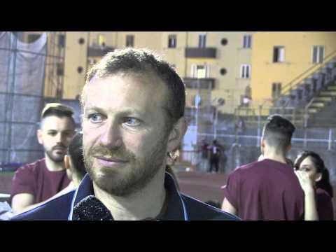 festa al vestuti, le interviste ai calciatori (parte 2)