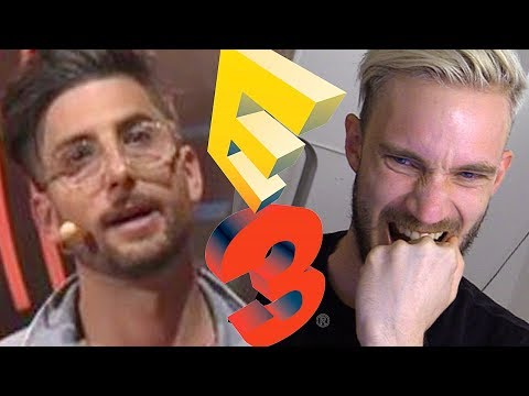 Video E3 AWKWARD AND CRINGY MOMENTS 2017 download in MP3, 3GP, MP4, WEBM, AVI, FLV January 2017