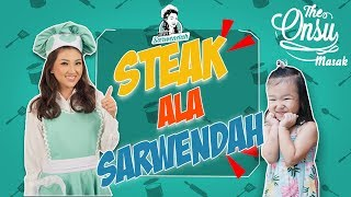 Video THE ONSU: BIKIN STEAK ALA BUNDA SRWENDAH BARENG THALIA MP3, 3GP, MP4, WEBM, AVI, FLV November 2018