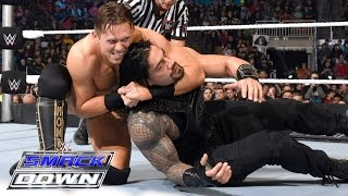 Nonton Roman Reigns Vs  The Miz     Champion Vs  Champion Match  Smackdown  28  April 2016 Film Subtitle Indonesia Streaming Movie Download