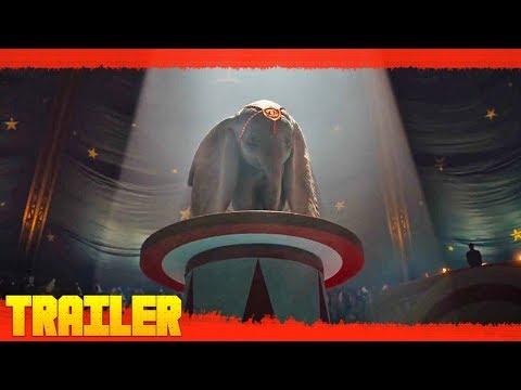 Dumbo (2019) Disney Primer Tráiler Oficial Subtitulado