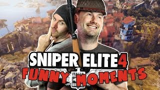 Earlier this year Sips and Sjin  decided to play co-op games again, here are their Sniper Elite 4 funny moments!Go subscribe to these bastards!♦ https://www.youtube.com/user/YogscastSips♦ https://www.youtube.com/user/YogscastSjinOriginal Videos: ♦ Sniper Elite 4 w/ Sjin #1 - The Two Cheek Takedownhttps://www.youtube.com/watch?v=gzKh_l2ycMk♦ Sniper Elite 4 w/ Sjin #2 - Shoot the Gas Baghttps://www.youtube.com/watch?v=-iKu8j-dH6U♦ Sniper Elite 4 w/ Sjin #3 - Machine Gun Harryhttps://www.youtube.com/watch?v=4aK0qfOgjJk♦ Sniper Elite 4 w/ Sjin #4 - Love Letters From Hitlerhttps://www.youtube.com/watch?v=BQpFsGskSRw♦ Sniper Elite 4 w/ Sjin #5 - Little Bit of Bitantihttps://www.youtube.com/watch?v=30NiRjiC_1o♦ Sniper Elite 4 w/ Sjin #7 - Pants on Firehttps://www.youtube.com/watch?v=cGmT3ggtL1E♦ Sniper Elite 4 w/ Sjin #8 - Speed Runs for Moneyhttps://www.youtube.com/watch?v=WBFtw035dqY♦ Sniper Elite 4 w/ Sjin #9 - A Real Degeneratehttps://www.youtube.com/watch?v=C9P6cIPtPvo♪ Music♦ Catmosphere - Candy-Coloured Sky [Creative Commons]