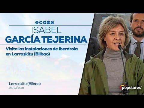 Isabel García Tejerina visita las instalaciones de...