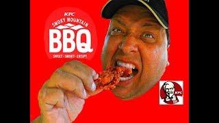 Video KFC hits a Home Run with their new Smoky Mountain BBQ Chicken! MP3, 3GP, MP4, WEBM, AVI, FLV Maret 2018