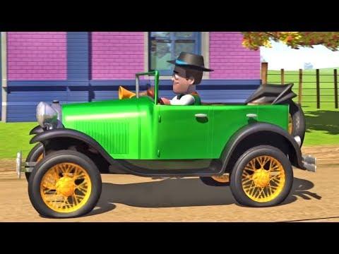 O Carro Barulhento - A Fazenda do Zenon 3 | crianças canção | O Reino das Crianças | The Nosiy Car