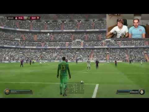 Jirka Hraje FIFA15 - Multiplayer /w Pedro (live)