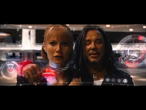 Iron Man2:隱藏版被刪減的另一個結局!